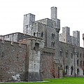 Penrhyn Castle 5 by Christopher Rowlands