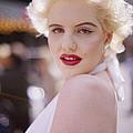 Beauty Of Marilyn Monroe by Shaun Higson