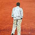 Pensive by Usha Shantharam