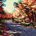 Pensylvania Autumn 007 by Dean Wittle