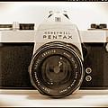 Pentax Spotmatic IIa Camera by Mike McGlothlen
