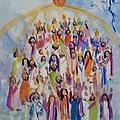 Pentecost by Paula Stacy Adams