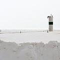 Pentwater Lighthouse by Linda Kerkau