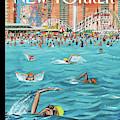 Coney Island by Mark Ulriksen