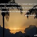 People Feel by Anthony Walker Sr