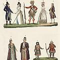 People From Europe by Splendid Art Prints