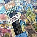 People's Wall Berkeley Ca 1977 by Ed Weidman