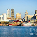 Peoria Skyline And Downtown City Buildings by Paul Velgos