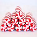 Peppermint Twist - Candy Canes by Kim Hojnacki