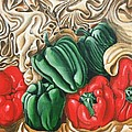 Peppers by Don Martinelli
