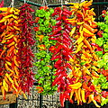 Peppers For Sale by Mike Ste Marie
