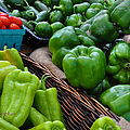 Peppers From The Farm Nj by Regina Geoghan