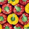 Peppers by George Atsametakis