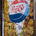 Pepsi Cola Sign by Roger Mullenhour