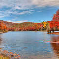 Perfect Autumn Day by Lynn Bauer