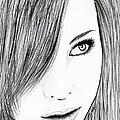 Perfect Beauty by Saki Art