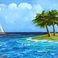 Perfect Sailing Day by Laurie Morgan