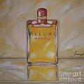 Perfume-allure by Graciela Castro