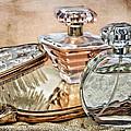 Perfume Bottle Ix by Tom Mc Nemar