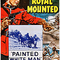 Perils Of The Royal Mounted, Us Poster by Everett