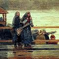 Perils Of The Sea 1881 by Philip Ralley