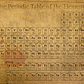 Periodic Table Of The Elements by Design Turnpike