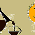 Perk Up With A Cup Of Coffee 12 by Andee Design