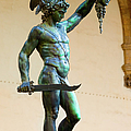 Perseus And Medusa by Brian Jannsen