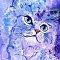 Persian Blue by Sherry Shipley