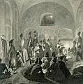 Persian Mosque At Yerevan, Armenia by Grigori Grigorevich Gagarin