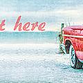 Free Personalized Custom Beach Art by Edward Fielding