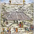 Peru: Cuzco, 1572 by Granger