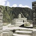 Peru. Cuzco. Machu Picchu. Incaic by Everett