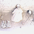Peru Nazca Bones Two by Coventry Wildeheart