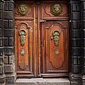 Peruvian Door Decor 10 by Xueling Zou