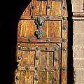 Peruvian Door Decor 17 by Xueling Zou