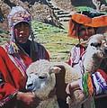 Peruvians by Constance Drescher