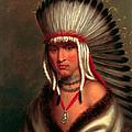 Petalesharro. Generous Chief  Pawnee by Charles Bird King