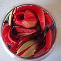 Petals In Vase  by Conor Murphy