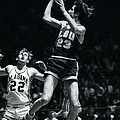 Pete Maravich Fade Away by Retro Images Archive