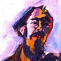 Pete Seeger by Les Leffingwell