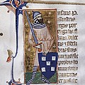 Peter I, Count Of Urgell 1187 - 1255 by Everett