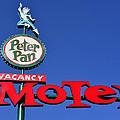 Peter Pan Motel by David Lee Thompson