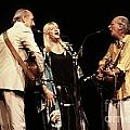 Peter Paul And Mary by Concert Photos