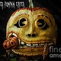 Peter Peter Pumpkin Eater by Wildlife Fine Art