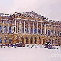 Peterburg Around by Yury Bashkin
