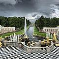 Peterhof Palace by Michael Goyberg