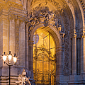 Petite Palais Twilight by Brian Jannsen