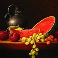 Petite Watermelon by Sean Taber