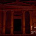 Petra A Light by Frank Welder